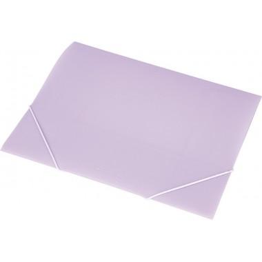 Aplankas su guma A4 EX4302 violetinis