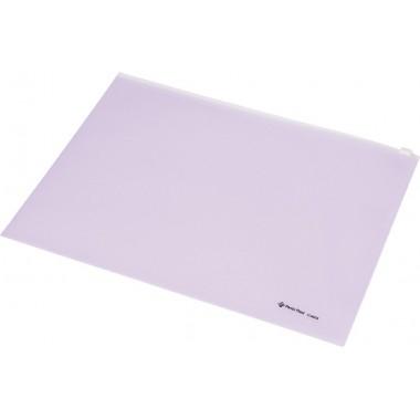 Aplankas-vokelis ZIP,A4,0410-0039-15viol