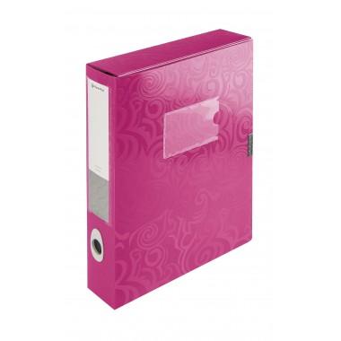 Aplankas-dėžutė 0410-0079-26 rož..FB4007