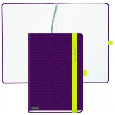 Už.knygutė THE ONE II, A6,192lap.viol