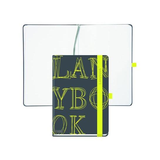 Už.knygutė L-Y-O, A6,192lap.juod