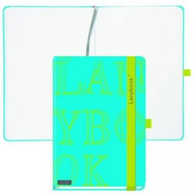 Už.knygutė L-Y-O, A6,192lap.mėlyna