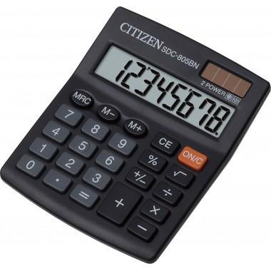 Skaičiavimo mašinėlė SDC-805BN / NR