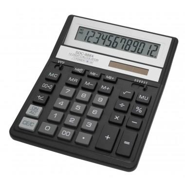 Skaičiavimo mašinėlė SDC-888XBK