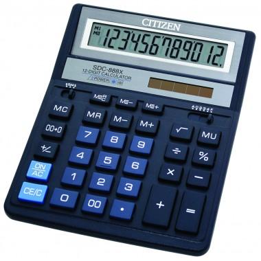 Skaičiavimo mašinėlė SDC-888XBL