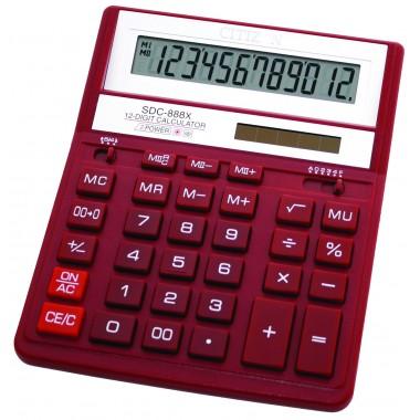 Skaičiavimo mašinėlė SDC-888XRD