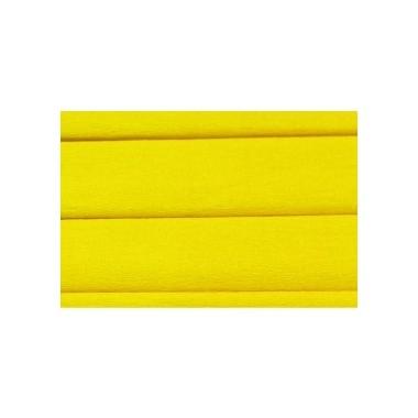 Krepinis popierius geltonas 03