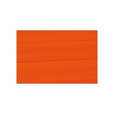 Krepinis popierius oranžinis 06