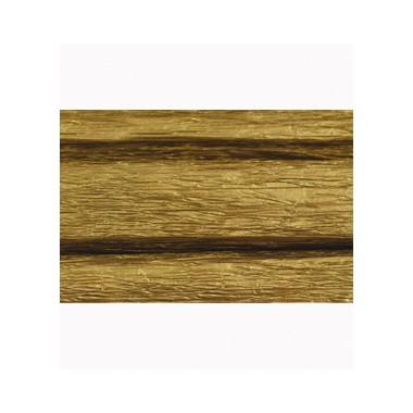 Krepinis popierius auksinis 32