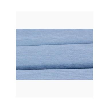 Krepinis popierius šv.mėlynas 18