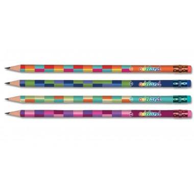 Pieštukas  CHECKS su trintuku