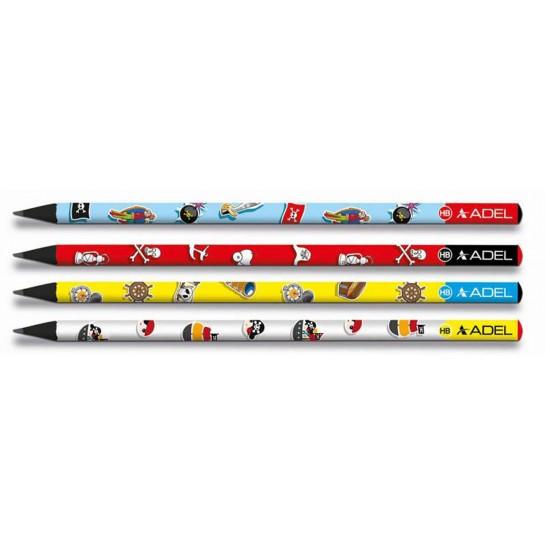 Pieštukas PIRATES
