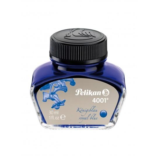 Rašalas 4001 30ml mėlynas