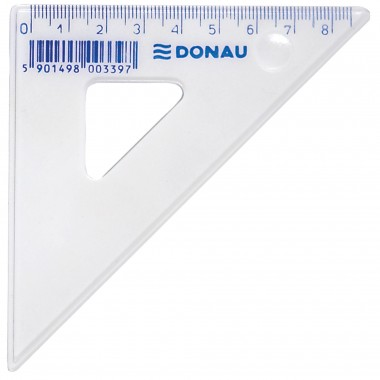Trikampis 8,5cm/45/45