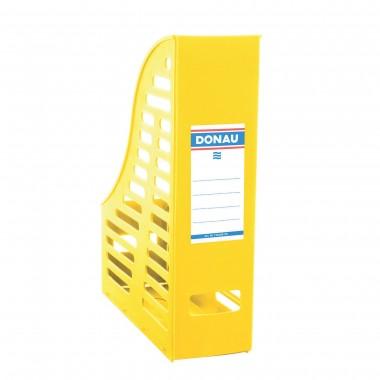 Stovas brošiūroms su etikete plastikinis