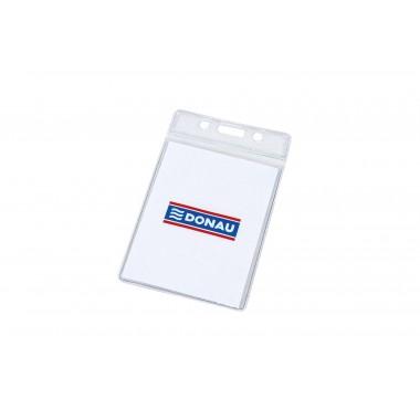 Vardo kortelė minkš.,vert. 65x105mm