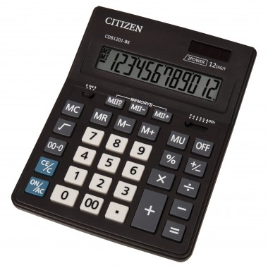 Skaičiavimo mašinėlė CDB-1201BK