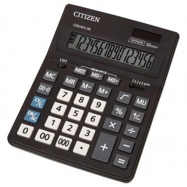 Skaičiavimo mašinėlė CDB-1601BK