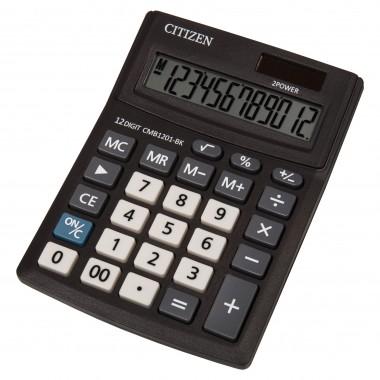 Skaičiavimo mašinėlė CMB-1201BK