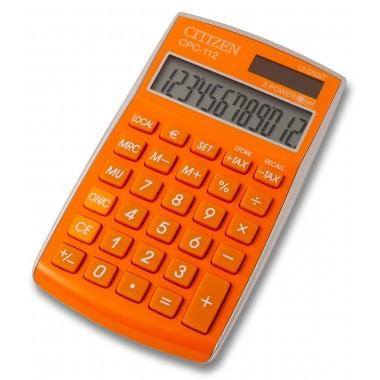 Skaičiavimo mašinėlė  CPC-112ORWB, oran