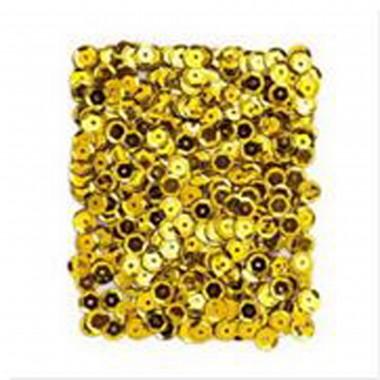 Dek.blizgučiai, 9mm,15g,auksiniai III