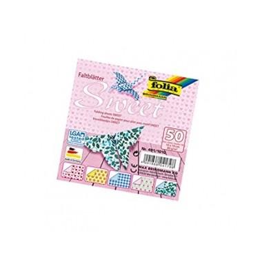 Origami 15x15/50l Folia Sweet