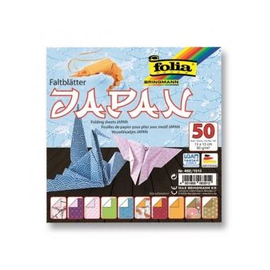 Origami 15x15/50l Folia Japan