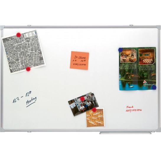 Magnetinė balta lakuota lenta 900x1800