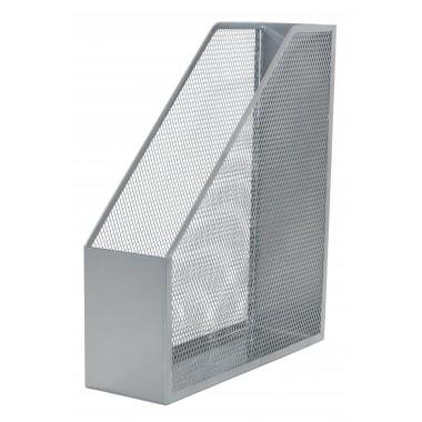 Vertikalus,metal., sidabrinės sp.stovas