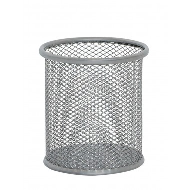 Metalinė pieštukinė sidabrinė 100x90mm