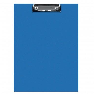 Dviguba  lenta A4 su prispaudimu, mėlyna