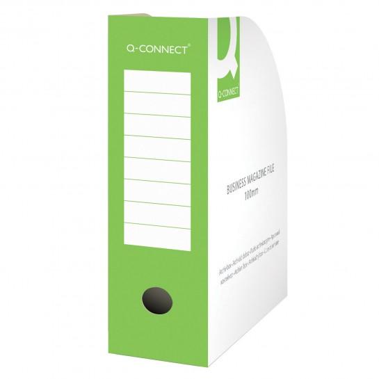 Stovas brošiūroms 100mm žalias