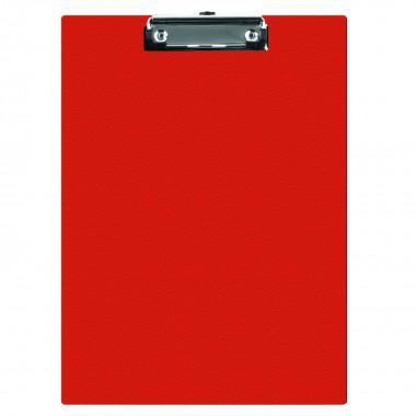 Lenta A5 su prispaudimu, raudona