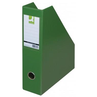 Stovas brošiūroms PVC žalia
