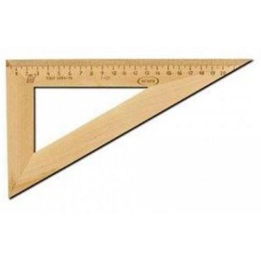 Trikampis medinis 30/230