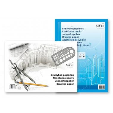Popier.braižybai A3 20l/150g PBR-3(20)KL