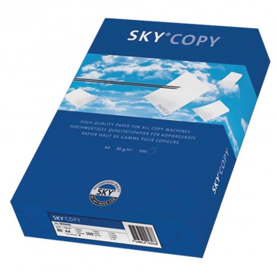 Kop.popierius, A4/80g/500, SKY COPY