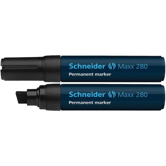 Žymeklis permanentinis MAXX 280 4-12mm juodas