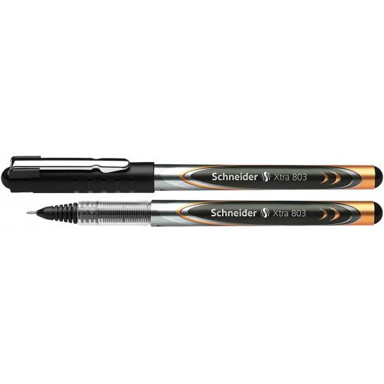 Rašiklis XTRA 803 0.3mm juodas