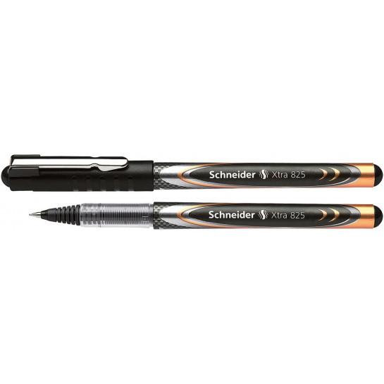 Rašiklis XTRA 825 0.5mm juodas