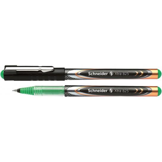 Rašiklis XTRA 825 0.5mm žalias