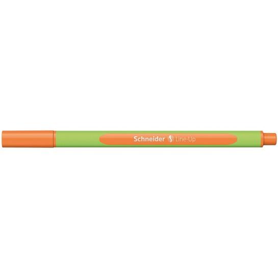 Rašiklis Line-Up 0.4 tango/oranž