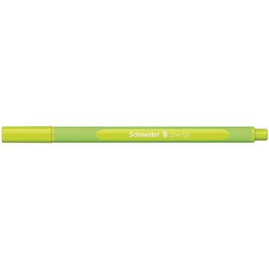 Rašiklis Line-Up 0.4 obuol/žalias