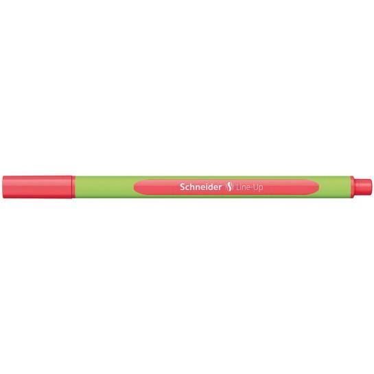 Rašiklis Line-Up 0.4 neon/raud