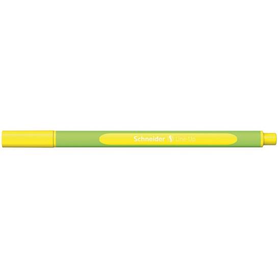 Rašiklis Line-Up 0.4 neon/gelt
