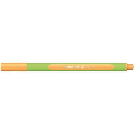 Rašiklis Line-Up 0.4 neon/oranž