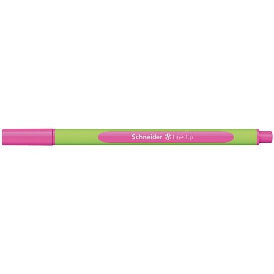 Rašiklis Line-Up 0.4 neon/rožinis