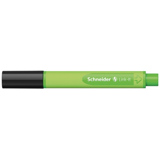 Rašiklis Link-It 0.4mm safyro juoda