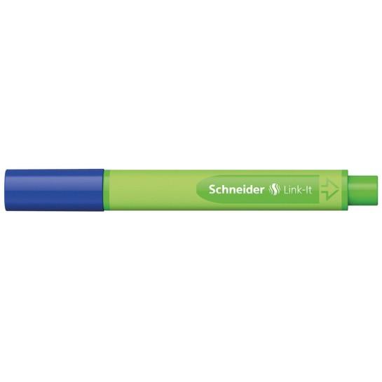 Rašiklis Link-It 0.4mm lazurito mėl.