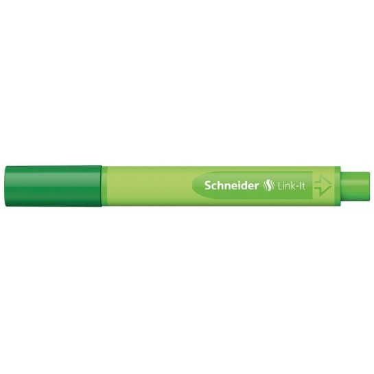Rašiklis Link-It 0.4mm miško žalia